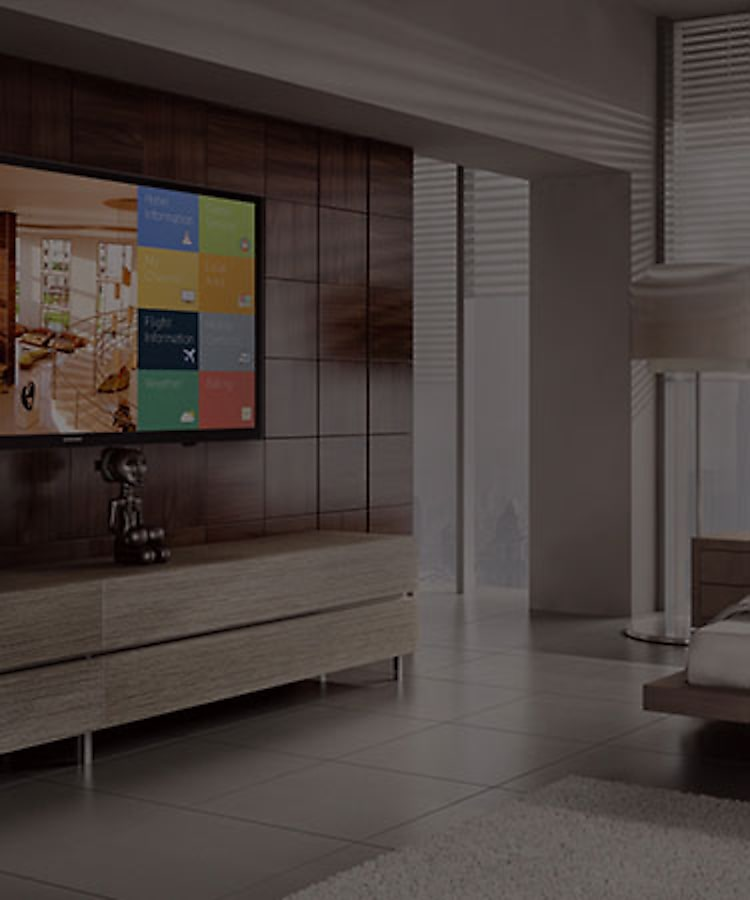 Commercial TVs | Hospitality and Healthcare TVs | Samsung