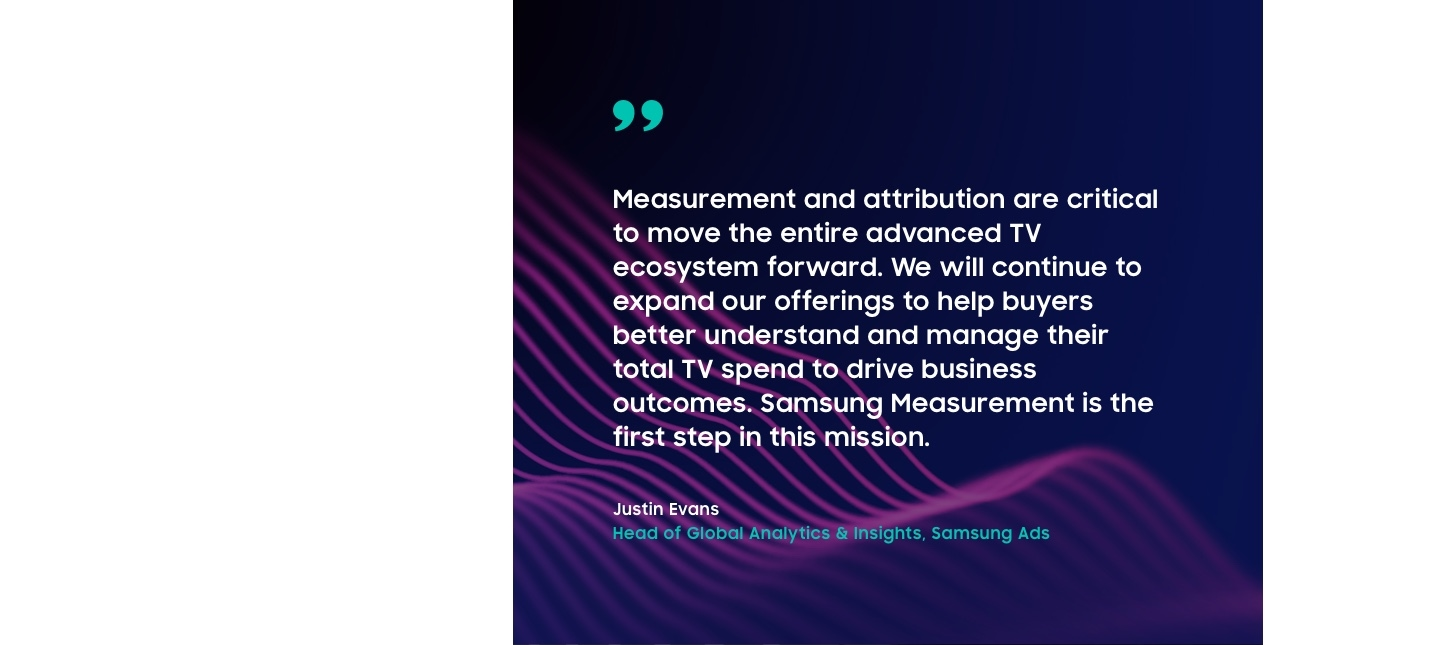 Samsung Measurement