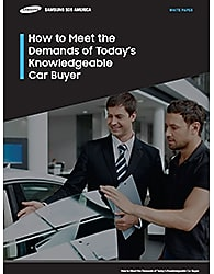 future of automotive retail