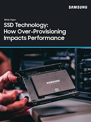 ssd over-provisioning