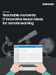 Teachable Moments: 17 Innovative Lesson Ideas for Remote Learning