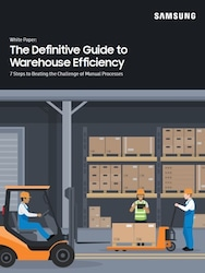 The Definitive Guide to Warehouse Efficiency