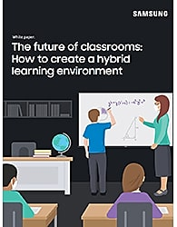 The Future of Classrooms: How to Create a Hybrid Learning Environment