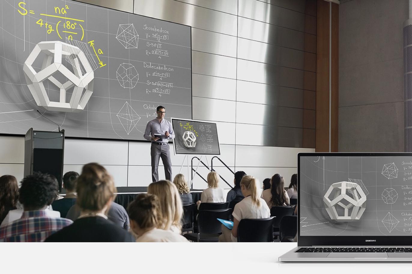 Samsung Flip 2—全新數位屏幕 - PC Flip2 55inch 10 6 1 THREE COLUMN