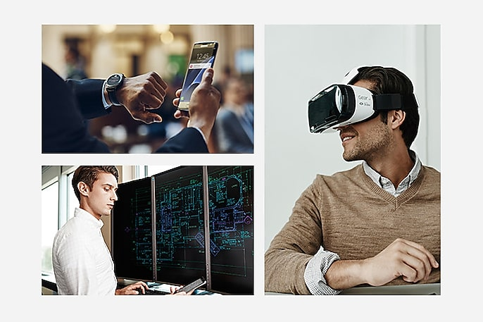 VR technology makes banking interactive