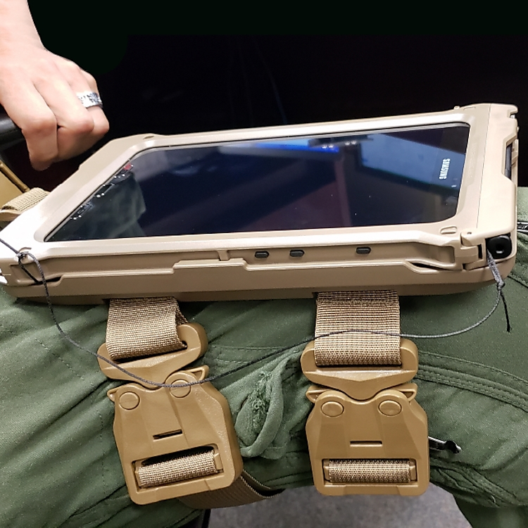 TAA-compliant Galaxy Tablets as electronic flight bags