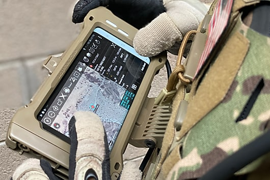 Auto-touch sensitivity for gloved hands