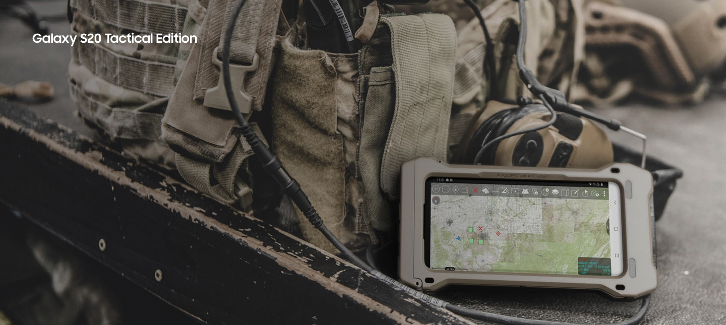 military smartphone