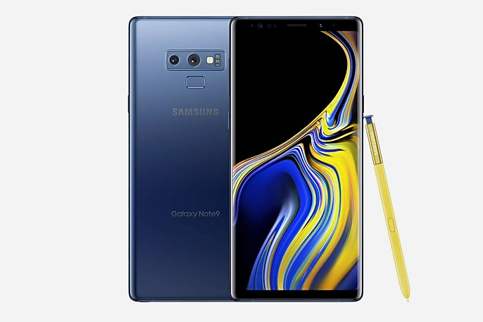 Galaxy Note9 for public safety