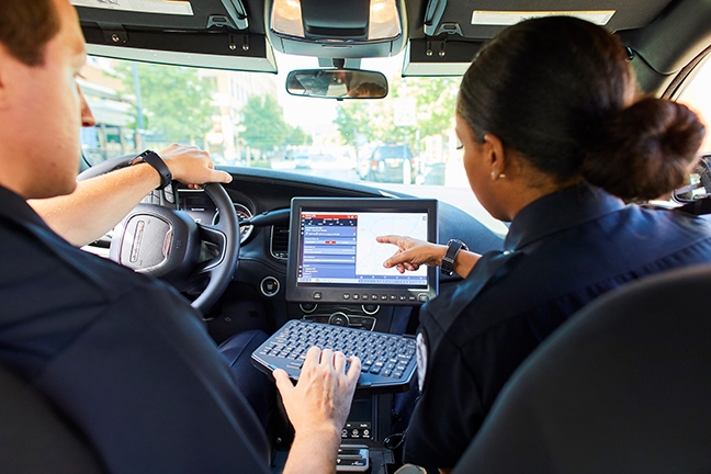 Samsung DeX Is Revolutionizing In-Vehicle Computing for Law Enforcement