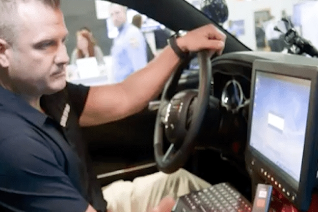 DeX for Law Enforcement Takes In-Vehicle Computing to a New Level