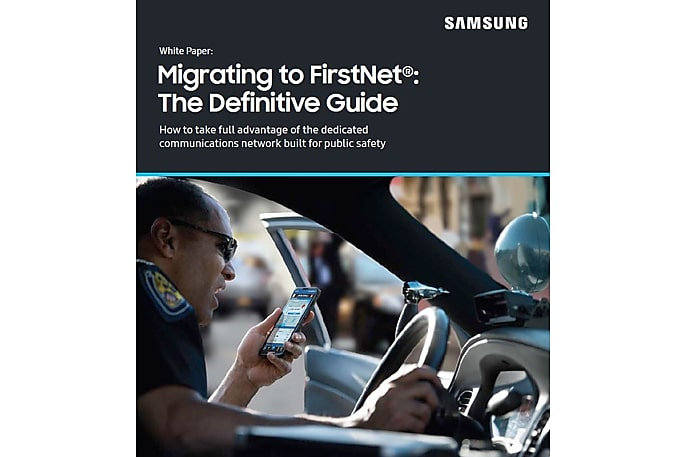 Migrating to FirstNet: The Definitive Guide