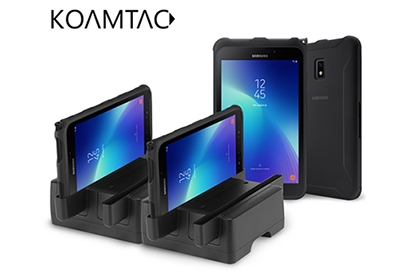 Galaxy Tab Active2 Koamtac bundle offer