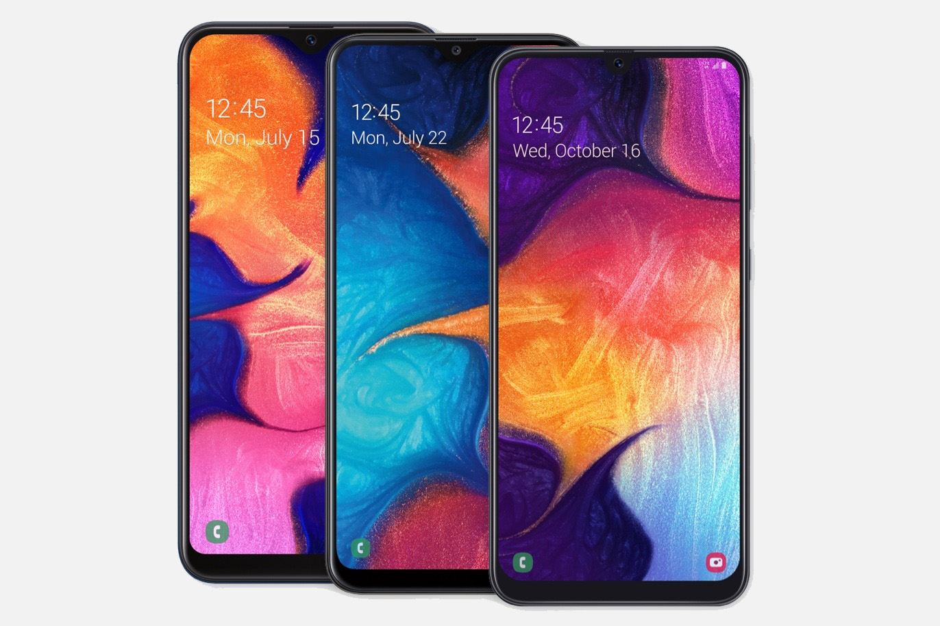 Galaxy A series for retail