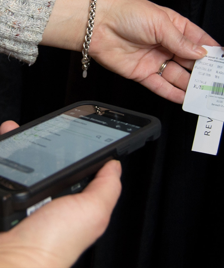 Barcode Scanning Solutions for Phones and Tablets | Samsung
