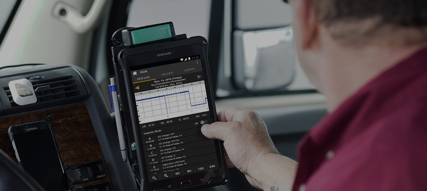 ELD made easy for your fleet