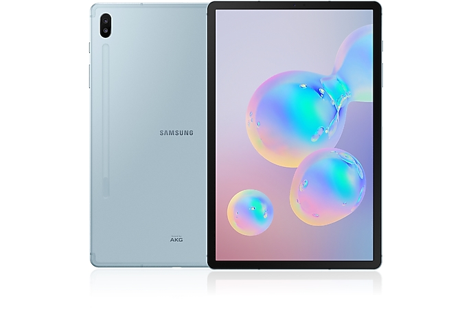 Galaxy Tab S6 for business