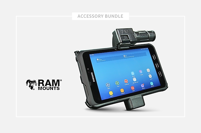 Galaxy Tab Active2 RAM Mounts offer
