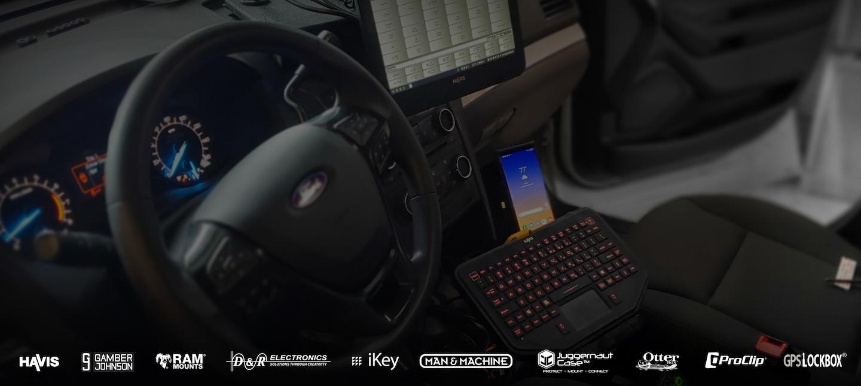 in-vehicle computing setups.