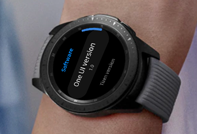 One UI software update for Samsung smartwatches