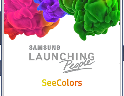 Use SeeColors on Your Phone