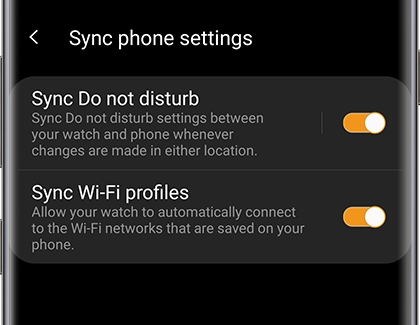 Use Remote connection features on your Samsung smart watch