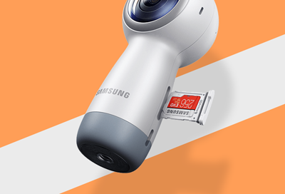 Gear 360 experiencing problems with SD card