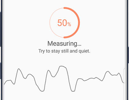 Measure Your Stress Level with Samsung Health