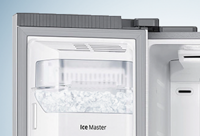 Ice maker that produced too much ice