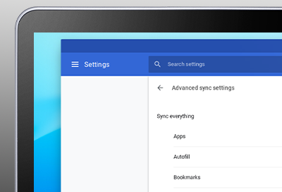 Turn Sync On or Off in Chrome OS Sync on Your Chromebook