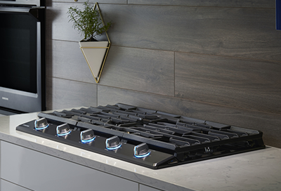 Normal cooktop and range sounds and operational noises