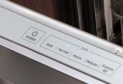 Dishwasher Does Not Turn Off Automatically