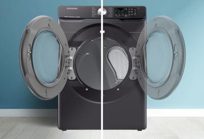 Reverse The Dryer S Door