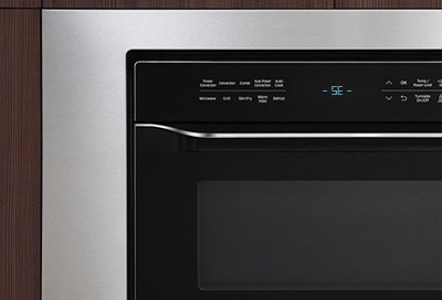 Microwave error codes