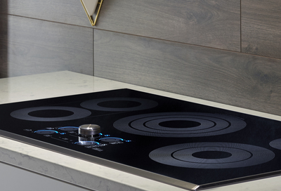 Samsung electric built in cooktop