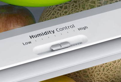 Humidity Control In Your Refrigerator