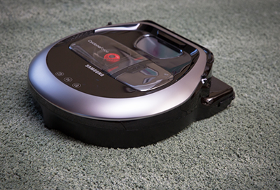 POWERbot irregular vacuuming pattern and cleaning behavior FAQ