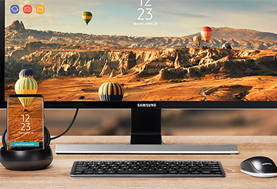 External Display Troubleshooting for Samsung DeX