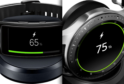 Samsung smart watch will not charge or power on