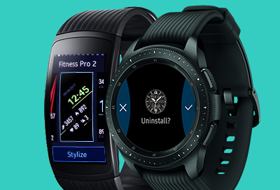 Issues with Downloaded Watch Face