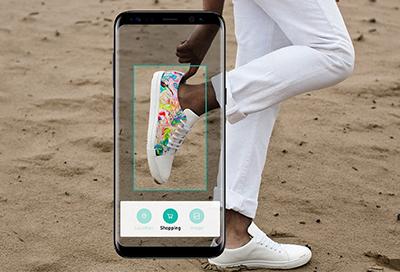 Bixby Vision in Camera