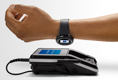 smart watch with Samsung Pay