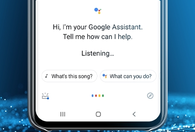 Set up and use Google Assistant on your Galaxy phone