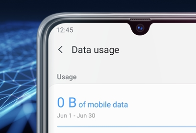 Manage Data usage on your Galaxy phone