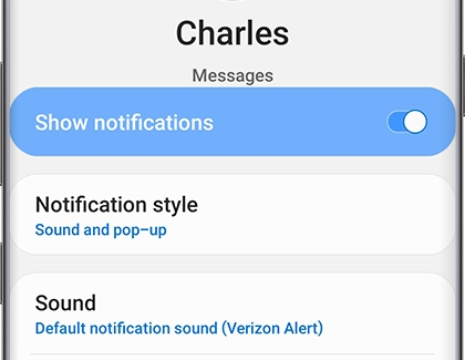 Use the Samsung Messages app on your Galaxy phone