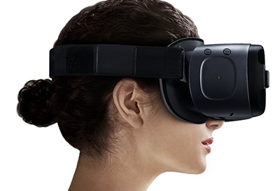 Wear the Gear VR