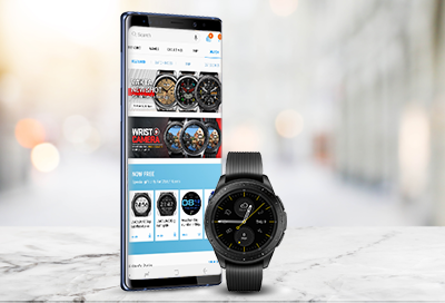 Install or Uninstall Apps with the Galaxy Wearable App