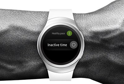 Turn Off S Health Inactive Time Alerts on Gear S2