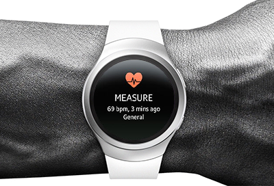 Track Heart Rate Measurement Trends