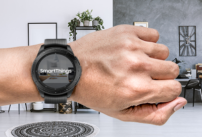 SmartThings on the Watch
